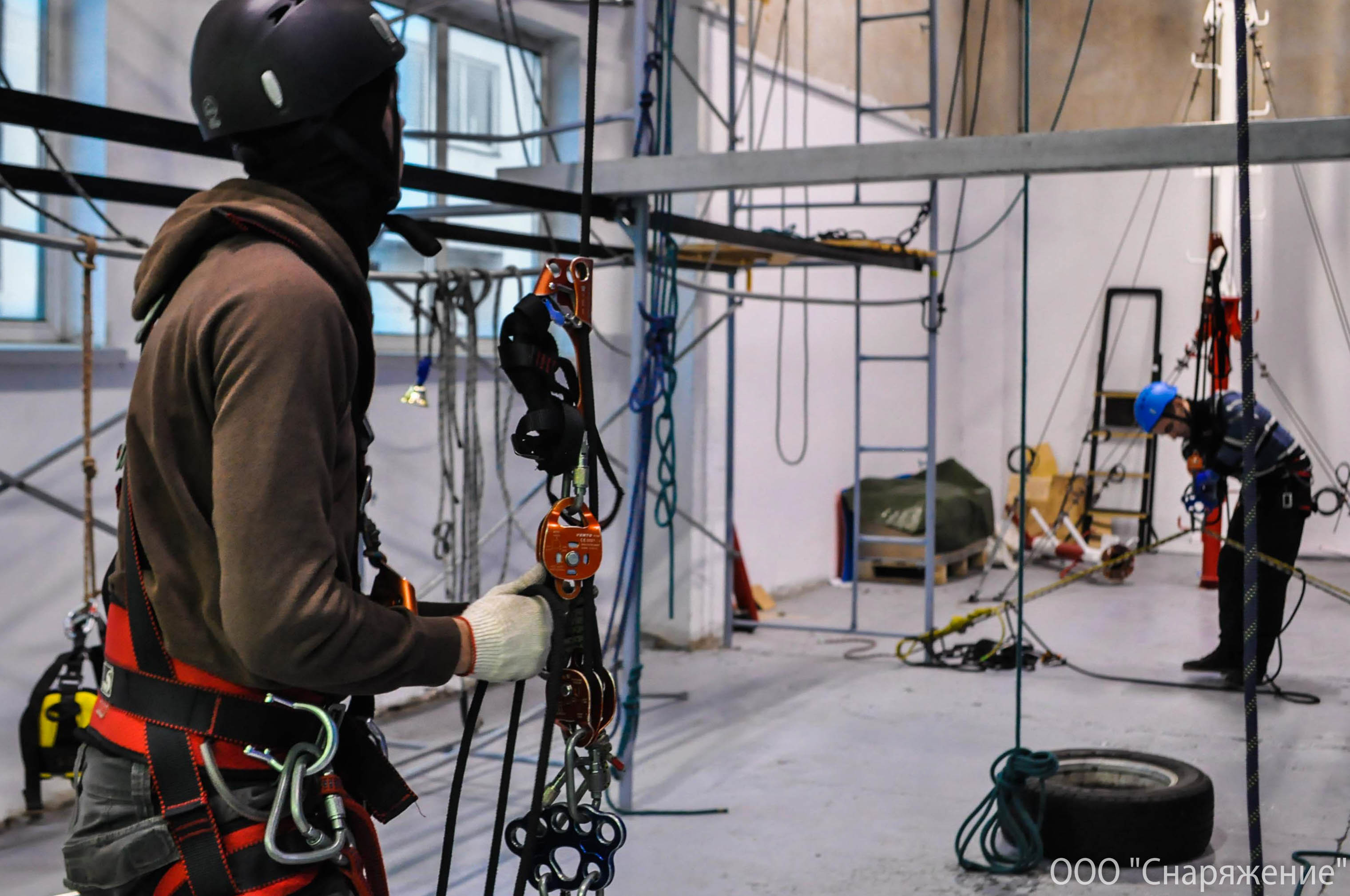 Промышленный альпинизм москва рф